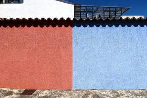Plisado Tricolor