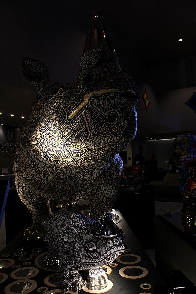 Primera Bienal arte Huichol, Hilando Historias, Hilando Historias MX, música, CDMX, Huichol, Wixárika, arte huichol, arte, artesanía, artisan, Huichol art, Yawí, Superarte, INBA, INAH, polanco, hotel presidente intercontinental