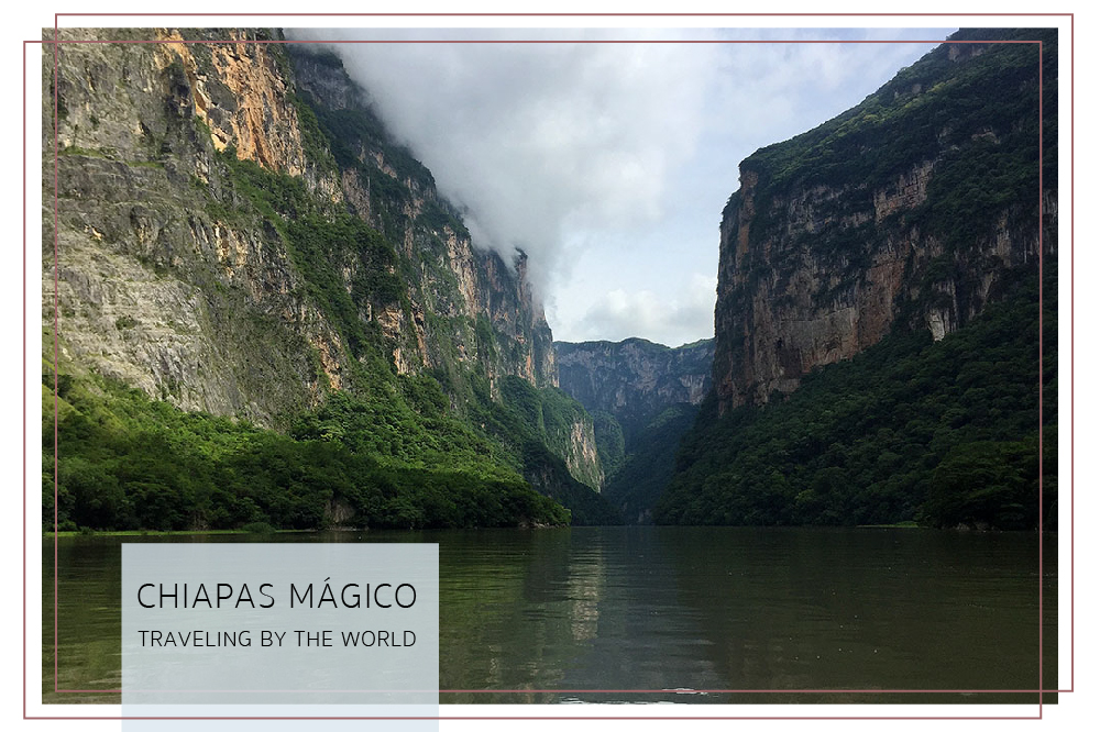 Chiapas Mágico con TRAVELING BY THE WORLD