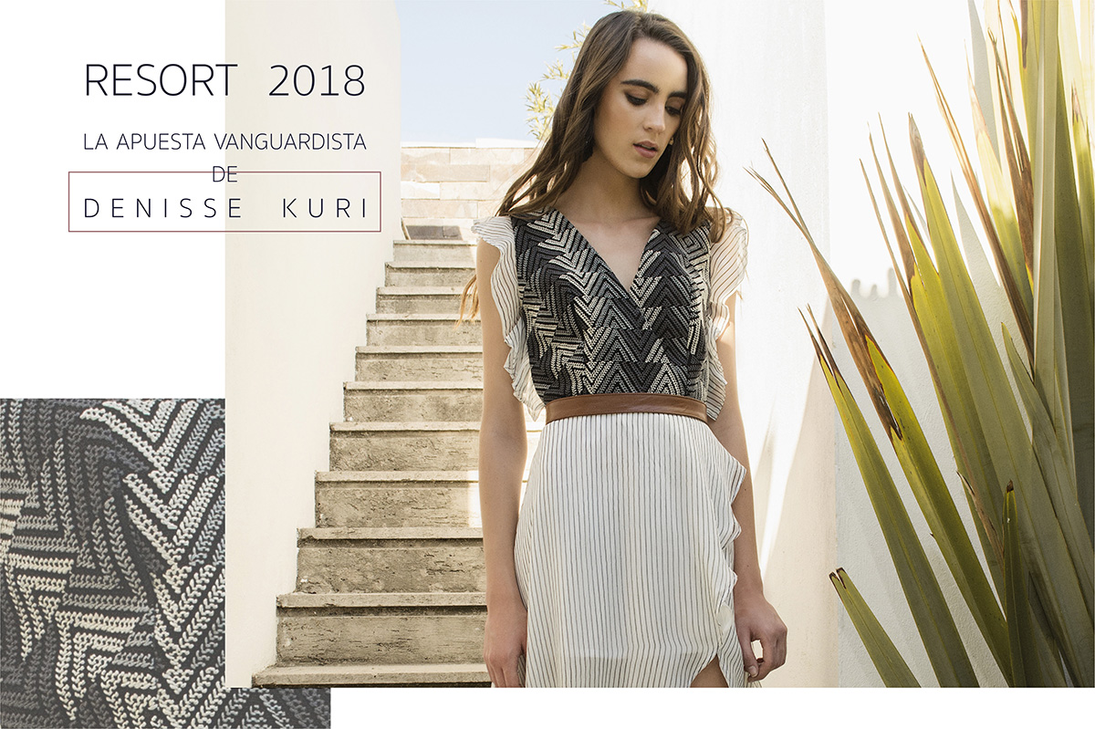 RESORT 2018: la apuesta vanguardista de Denisse Kuri