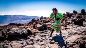 ORGULLO NACIONAL: Lorena Ramírez, corredora rarámuri, conquista Europa