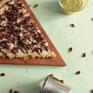 PIXZA, ¡la pizza más mexa!