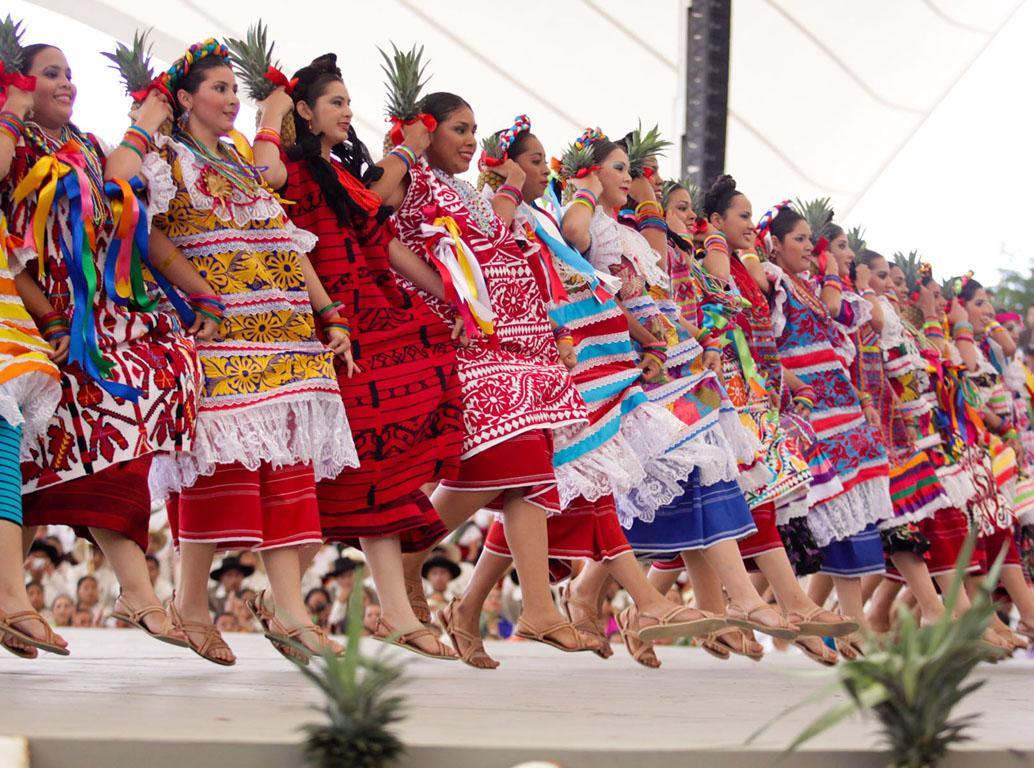 GUELAGUETZA 2018: tradición y festejo imperdible