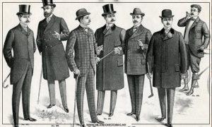 5 prendas básicas que usaban los hombres adinerados durante la Independencia.