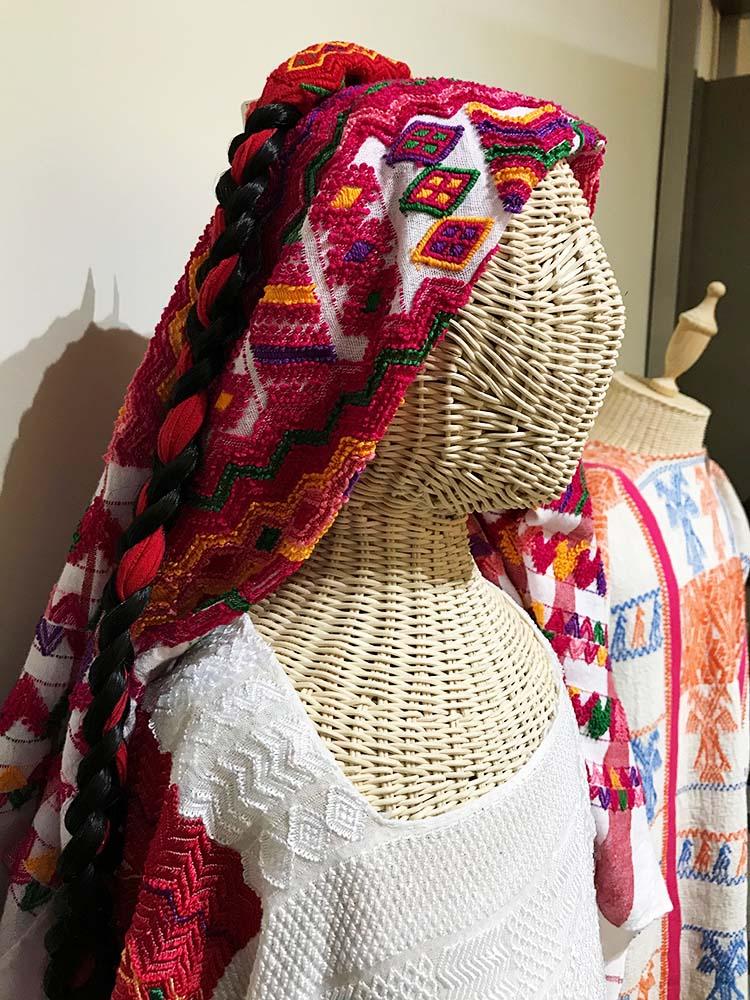 telar de cintura Chiapas