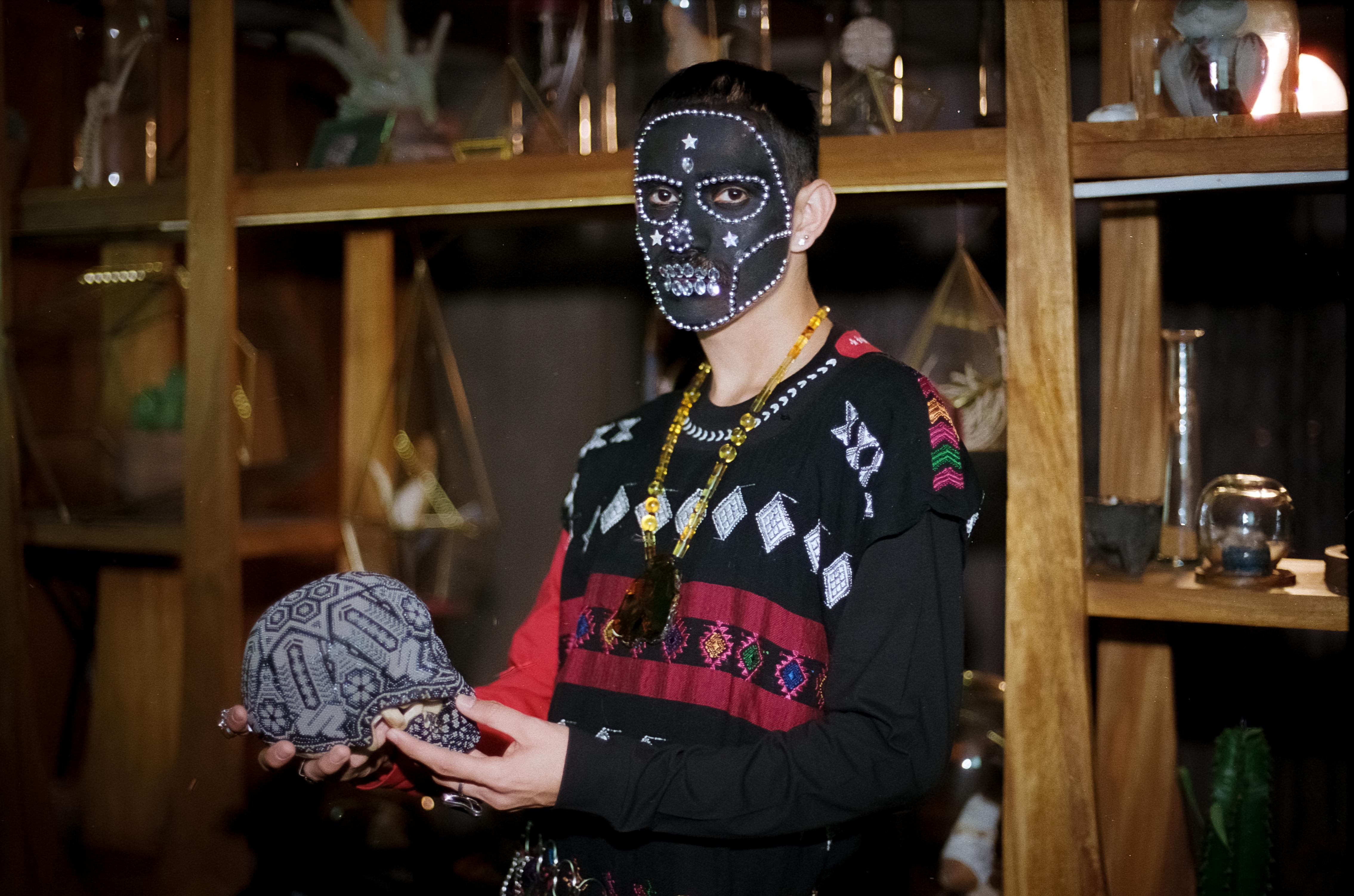 Día de Muertos, Mictlantecuhtli
