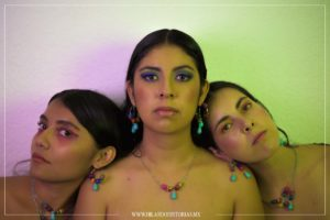 GOTA A GOTA. Una colección de empoderamiento femenino x Ambar Hernández