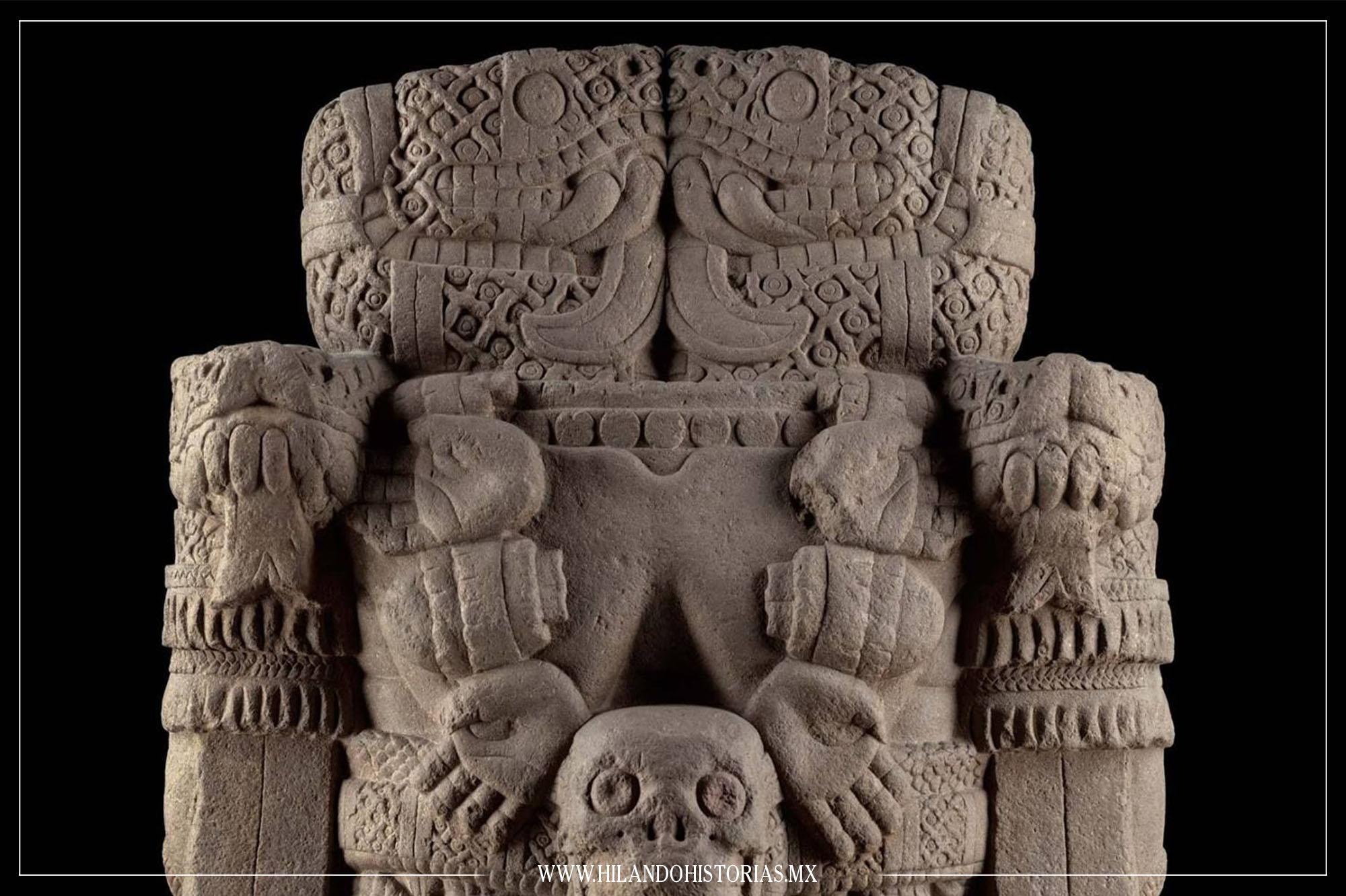 Germán Venegas y su COATLICUE, madre de todos los dioses.