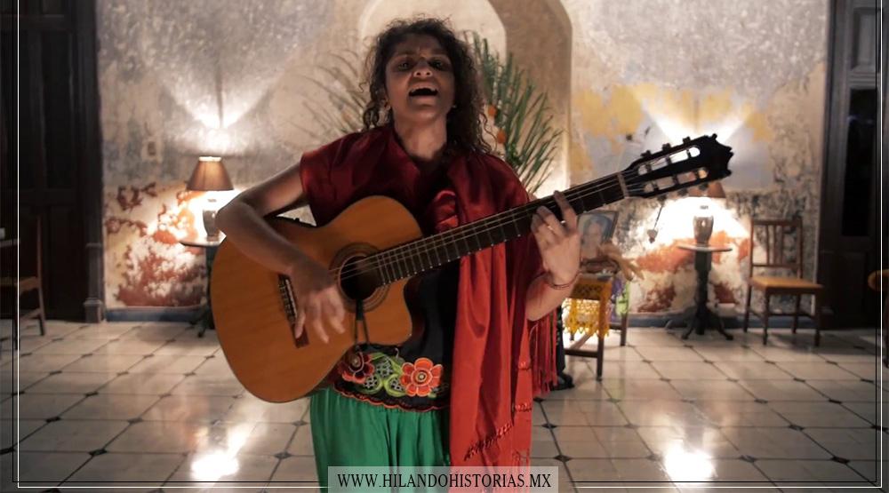 María Moctezuma y su Sonido Raizoso