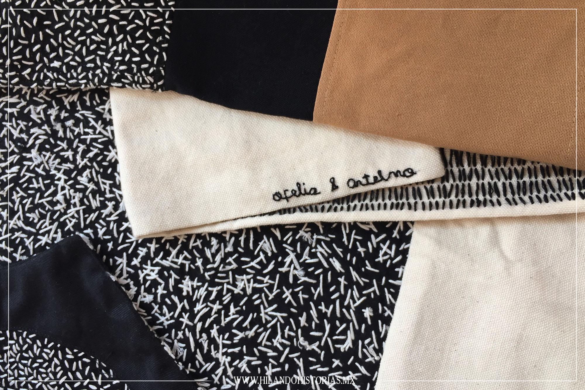 OFELIA & ANTELMO. El bordado como arte, protesta y terapia