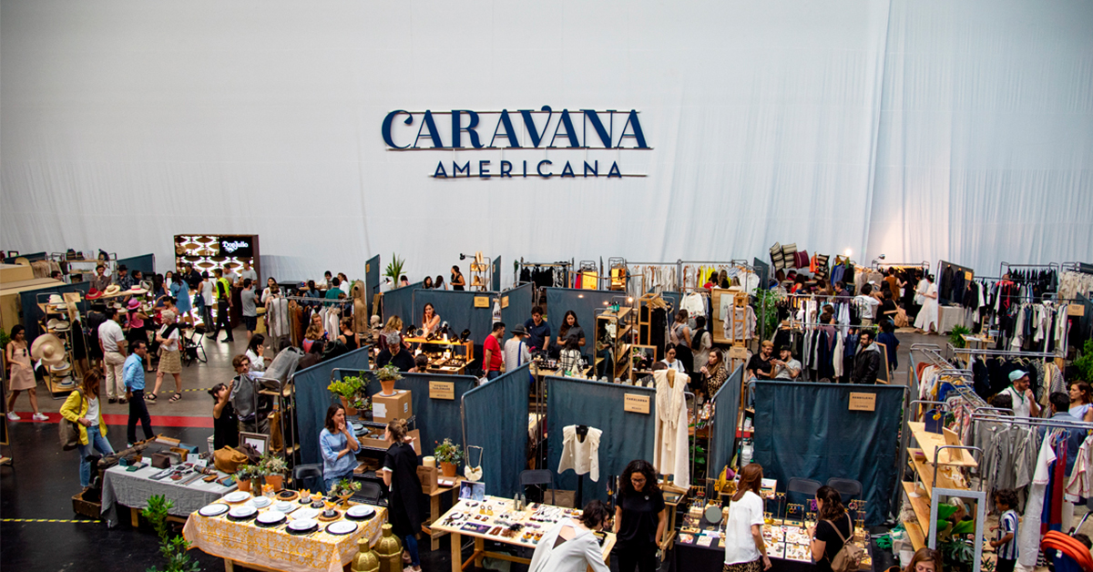 CARAVANA AMERICANA 2019. Lo mejor del diseño en Latinoamérica