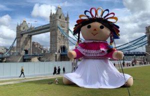 LELE. La muñeca artesanal  que recorre el mundo.
