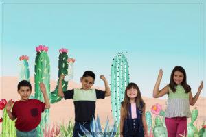 KOE PEQUES. La nueva línea para niñxs de  Koe Artesanos
