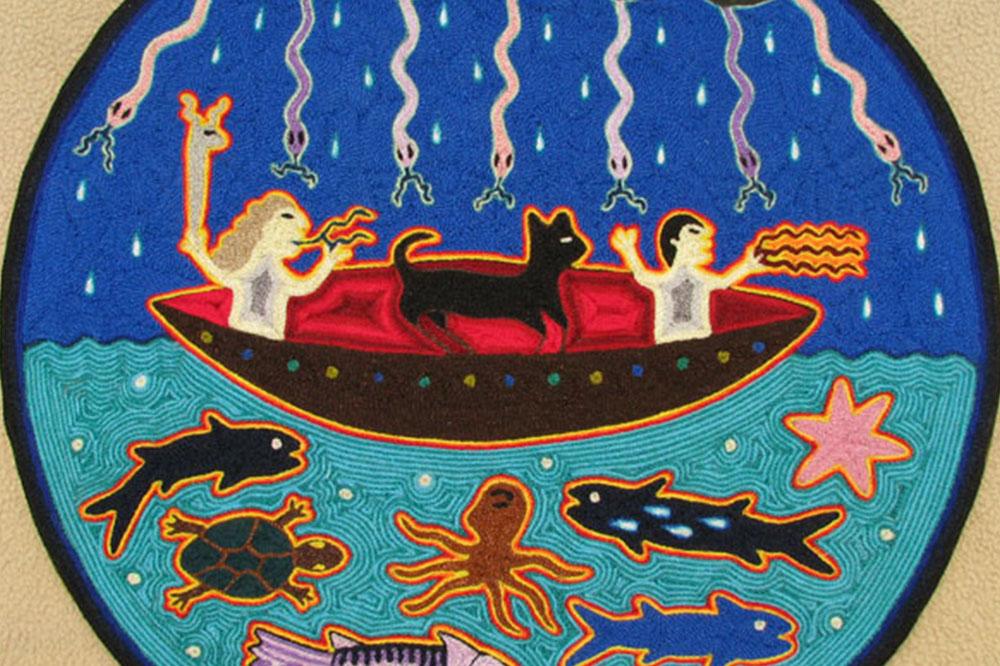 WIRIKÚTA. El territorio sagrado Huichol